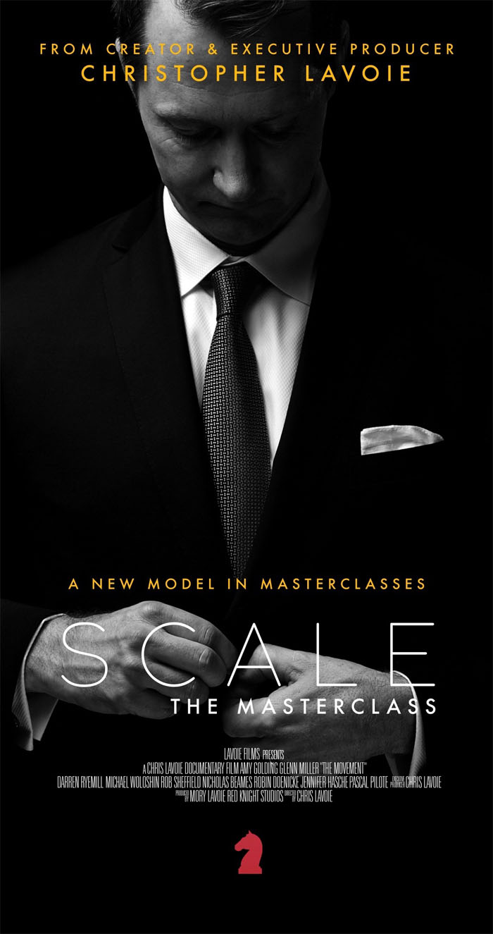 Scale, The Masterclass